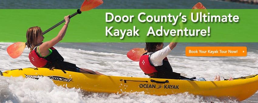 book your kayak tour now